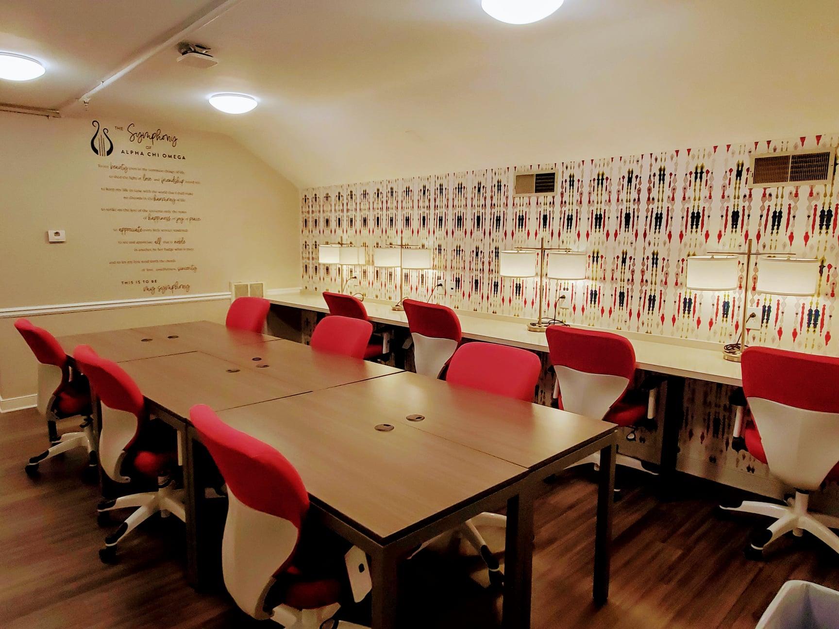 AXO GA Study Room